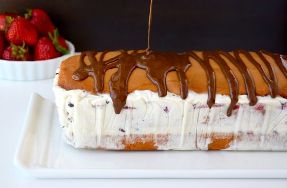 The Easiest-Ever Ice Cream Cake Recipe
