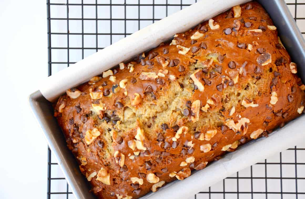 The Ultimate Moist Banana Bread Just A Taste