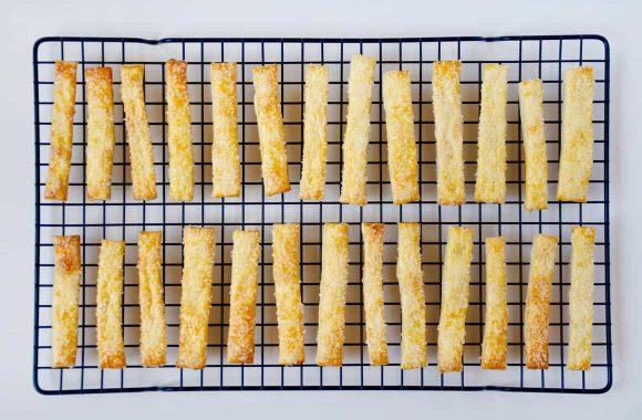 Pumpkin Dip with Pie Fries Recipe