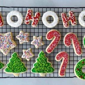 The Best Christmas Cookies justataste.com