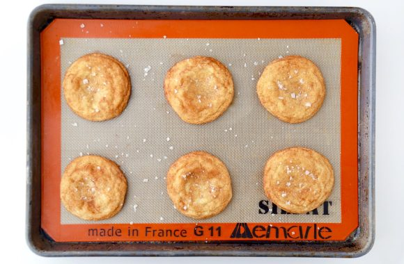 Salted Caramel Snickerdoodles Recipe