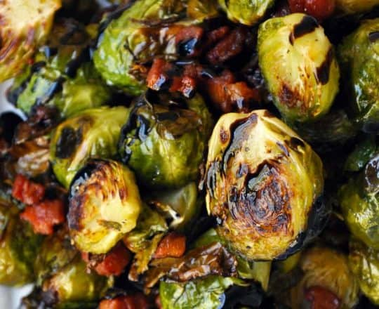 In Season Now: Brussels Sprouts