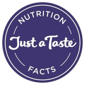 Just a Taste Recipes with Nutrition Facts