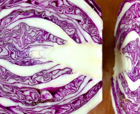 In Season Now: Cabbage
