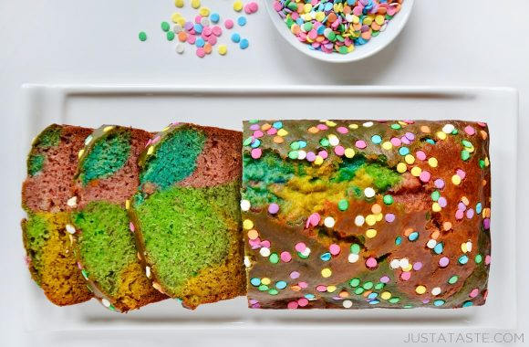 Unicorn Banana Bread Recipe