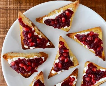 15-Minute Orange Cranberry Relish