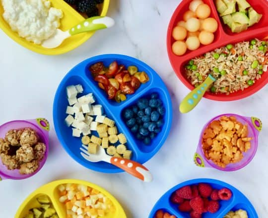 Creative Food Ideas for Kids