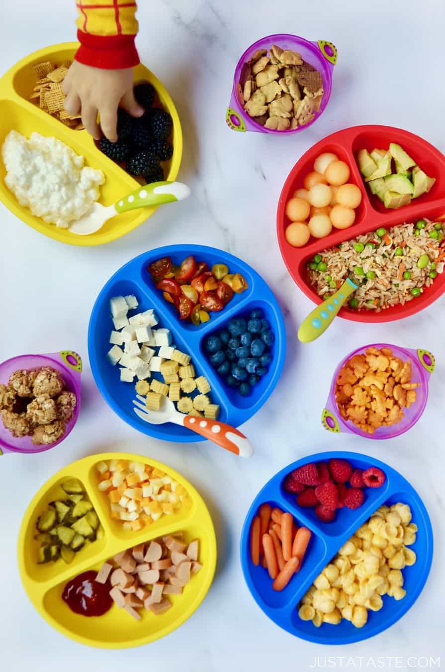 Creative Food Ideas For Kids Just A Taste