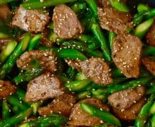 Quick Black Pepper Pork