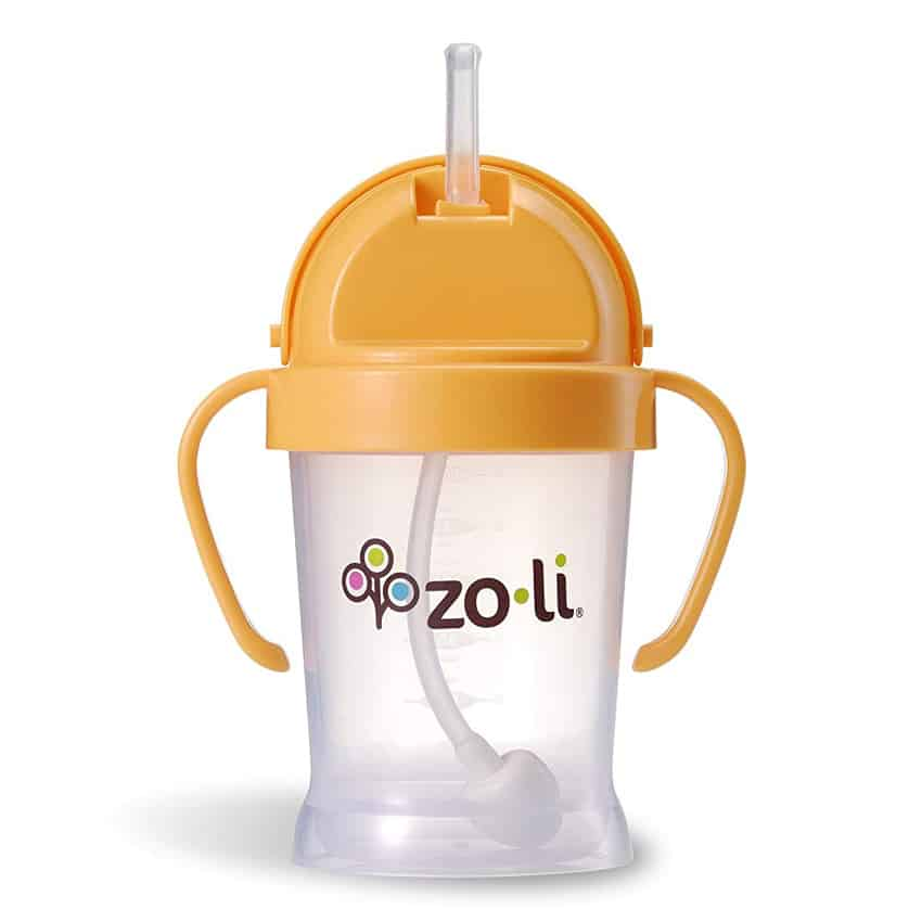 ZoLi Sippy Cup with Weighted Straw