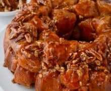 Easy Pecan Monkey Bread