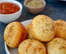 Muffin Tin Pizza Pockets