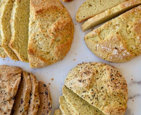 Easy Homemade Bread (No Yeast)