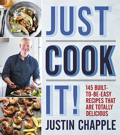 Just Cook It! cookbook cover