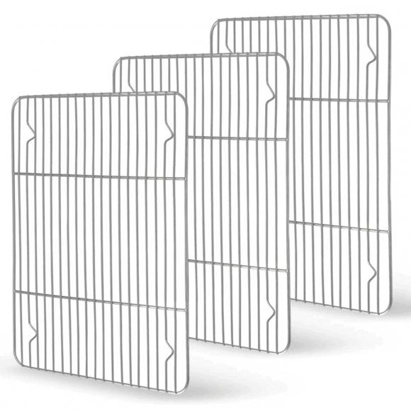 A set of cooling racks