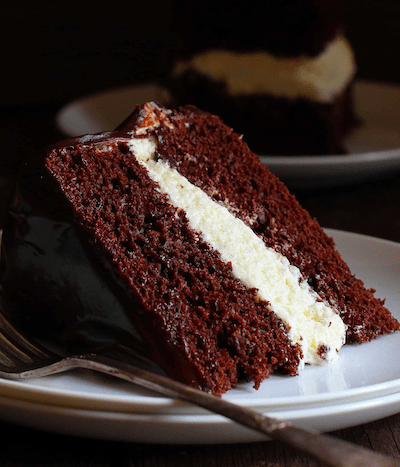 Chocolate Ding Dong Cake