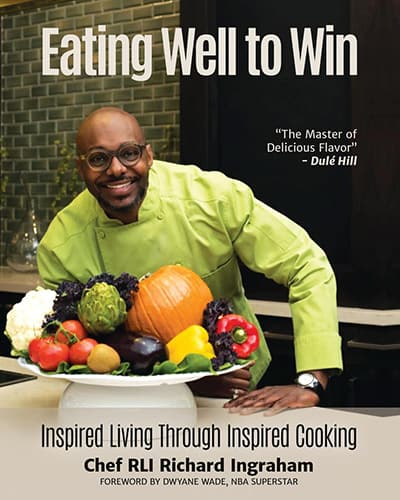 Eating Well to Win cookbook