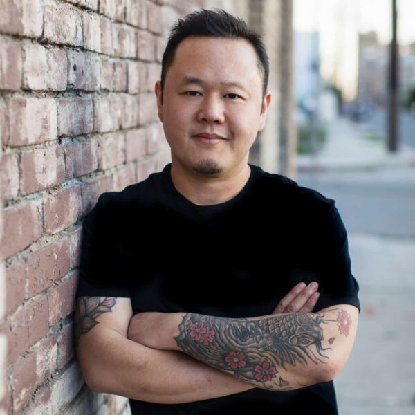 Food Network chef and restaurateur Jet Tila