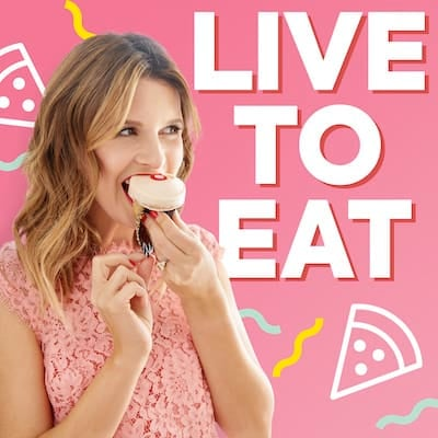 Live to eat podcast