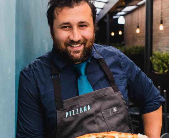 Episode 20: Chef Daniele Uditi of Pizzana