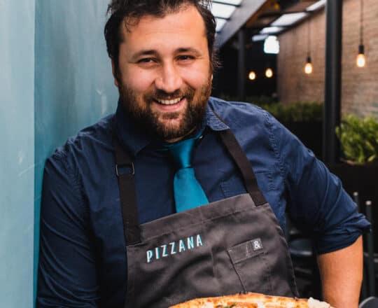 Episode 20: Chef Daniele Uditi of Pizzana