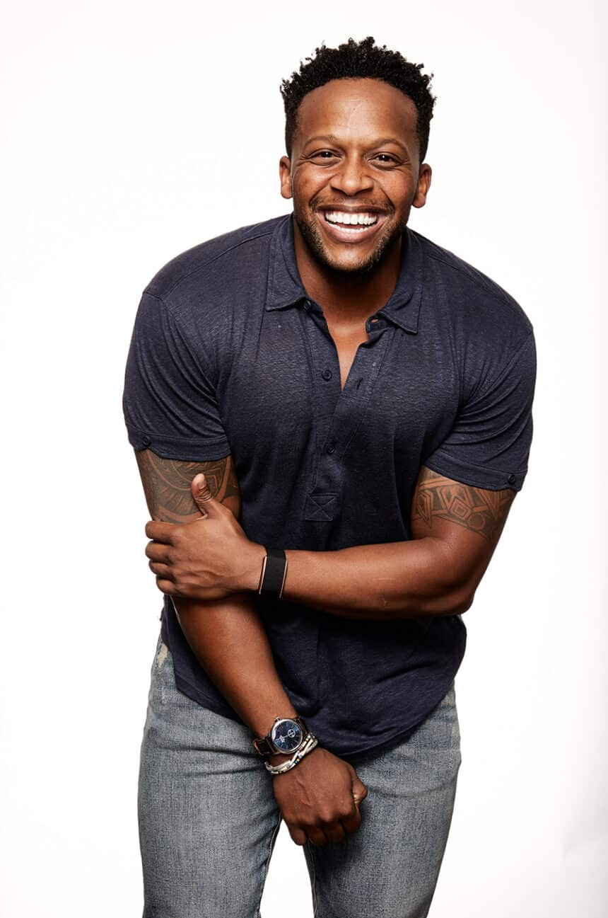 Kevin Curry, Creator of FitMenCook