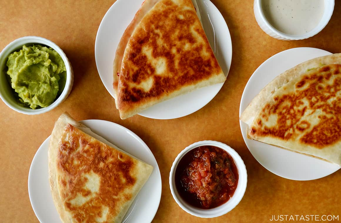 TikTok tortilla trend three ways